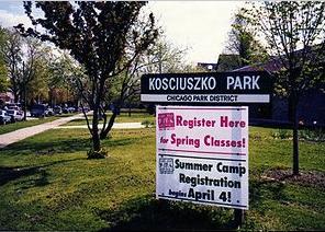 Kosciuszko Park, IL