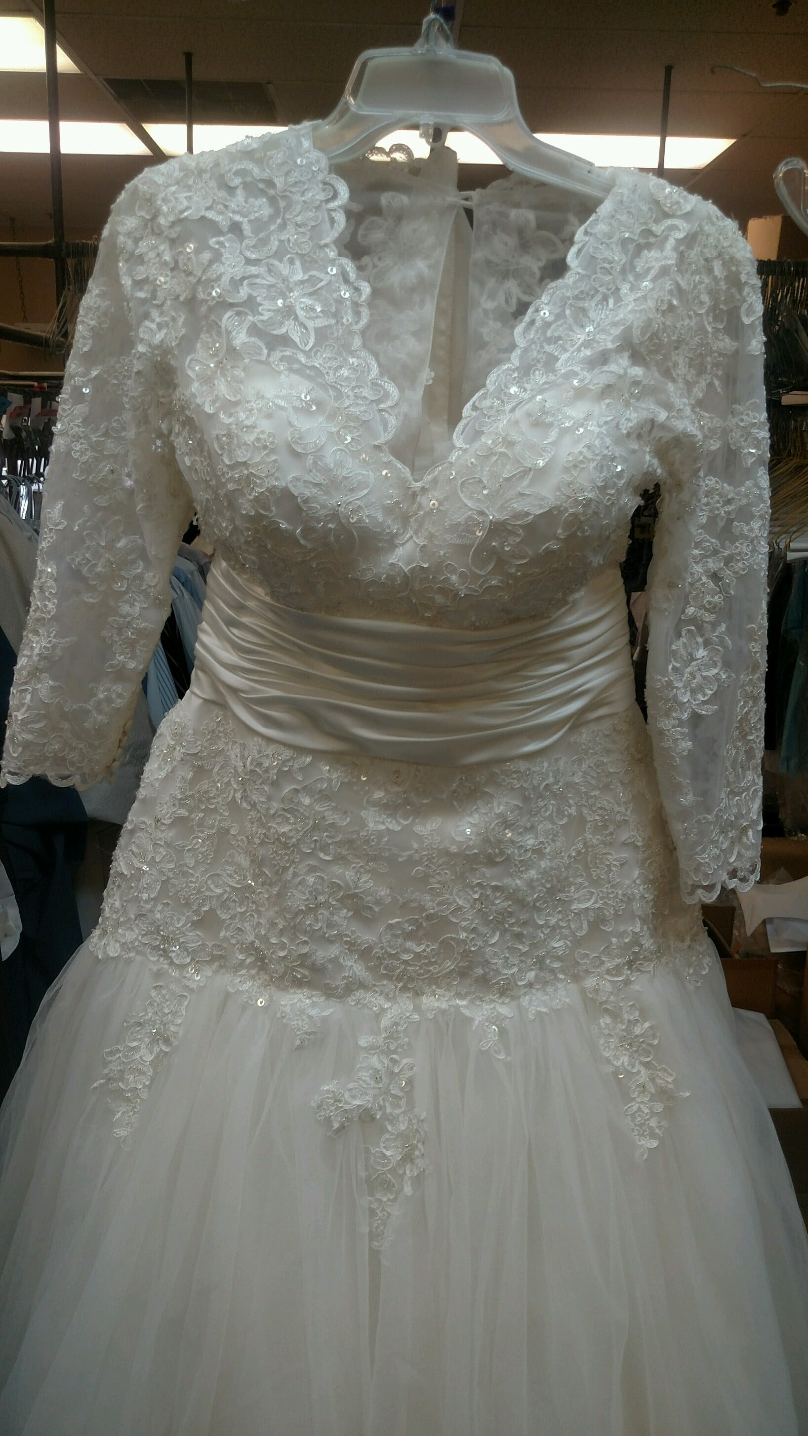 Gallery - Chicago Wedding Dress Cleaners
